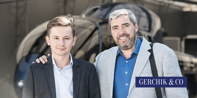 Forex broker Gerchik & Co and his founders