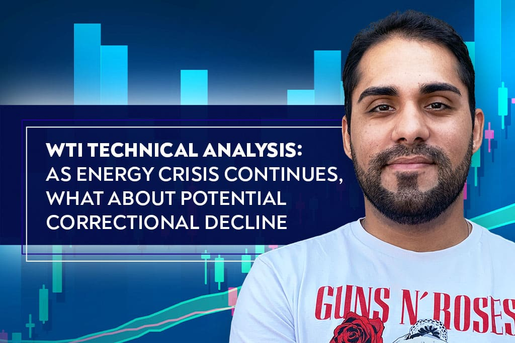WTI Technical Analysis: As Energy Crisis Continues, What about Potential Correctional Decline
