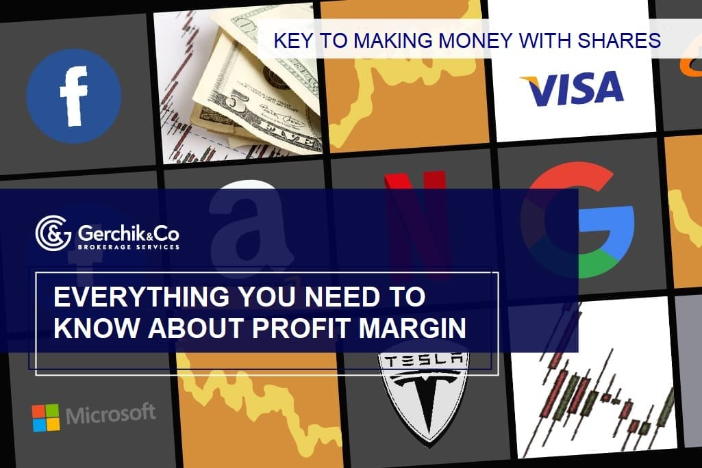 Key to making money with shares. Lesson 15. Net Profit Margin. Procter & Gamble