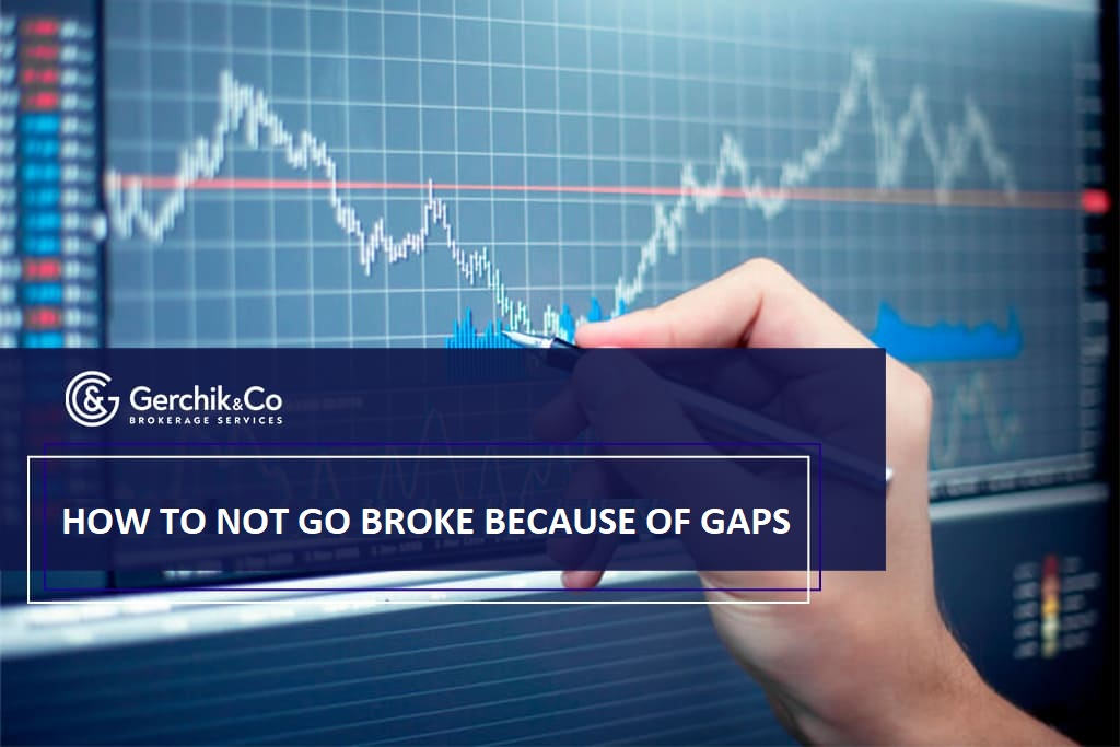 All about gaps: how to make money rather than go broke