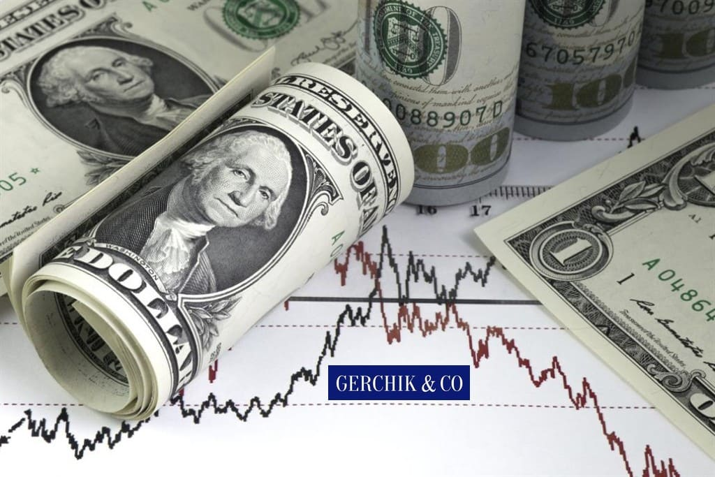 How much is dollar worth and what does its exchange rate depend on