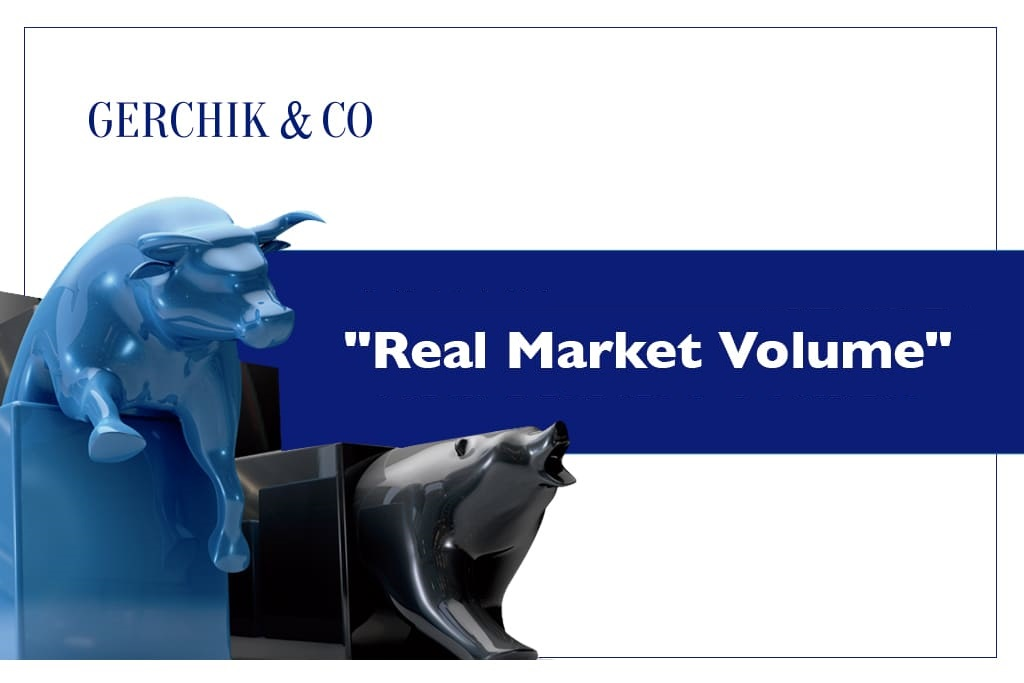 Real Market Volume Indicator from Gerchik & Co
