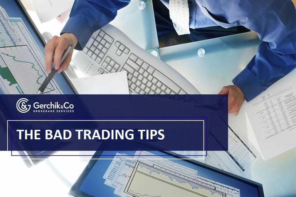 How to make things unnecessarily harder for yourself: TOP 5 bad trading tips