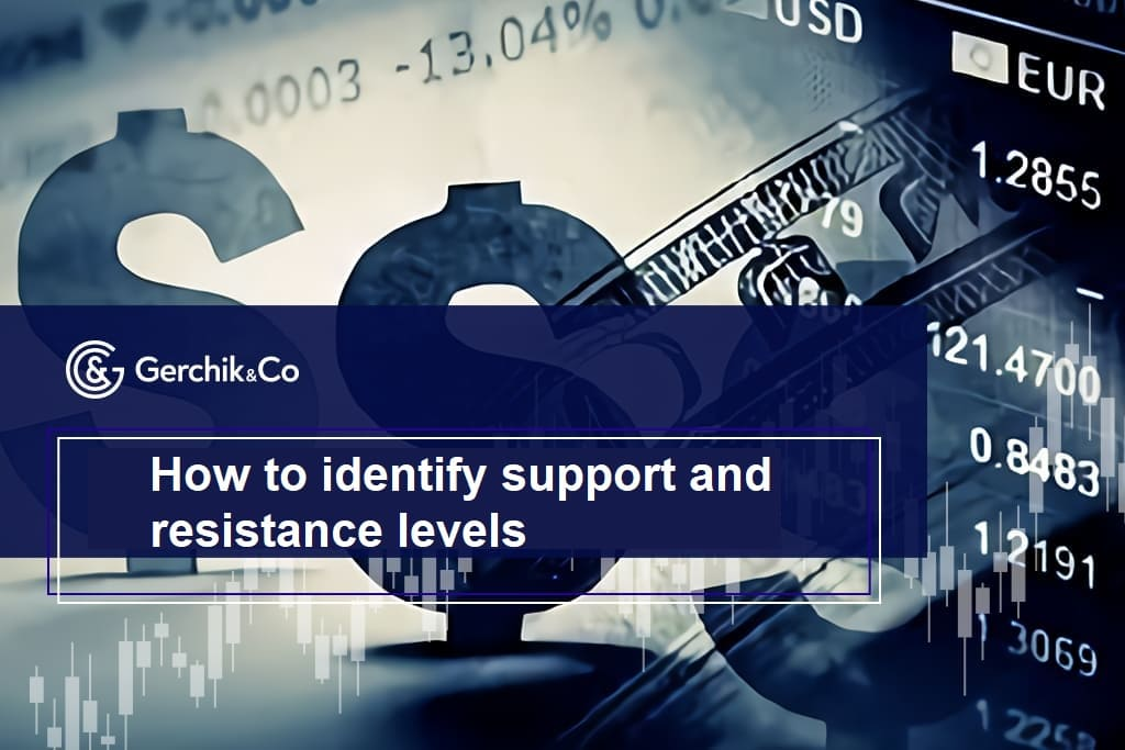 Support and resistance levels: Main rules