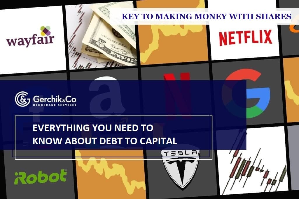 Key to making money with shares. Lesson 21. Debt to Capital. Newmont Corporation