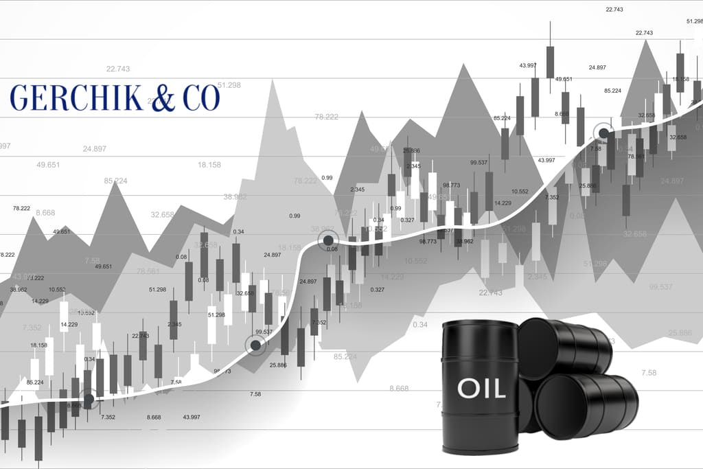 What does the crude oil price depend on in Forex