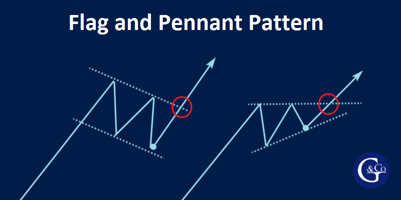 Flag and Pennant Pattern in the Forex Market