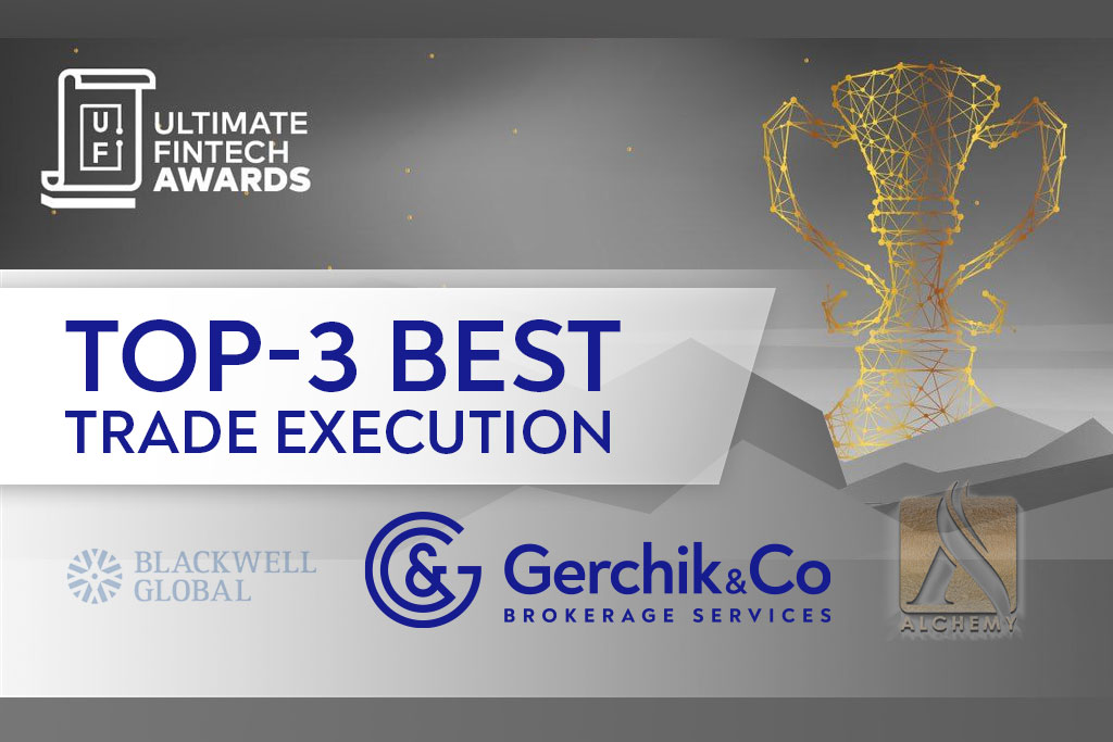 Gerchik & Co Made It to the Top 3 BEST TRADE EXECUTION Rating