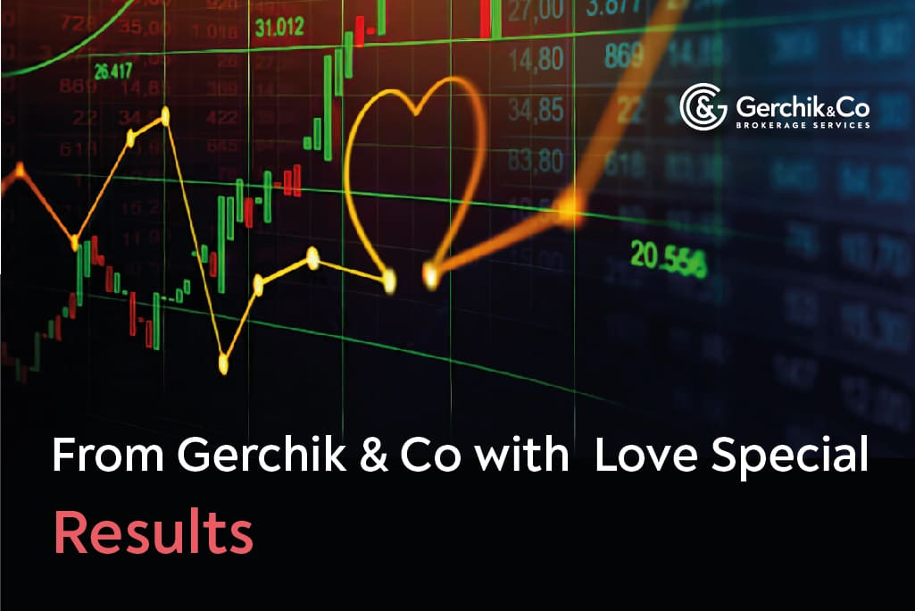 From Gerchik with Love Holiday Special: Winners Announced