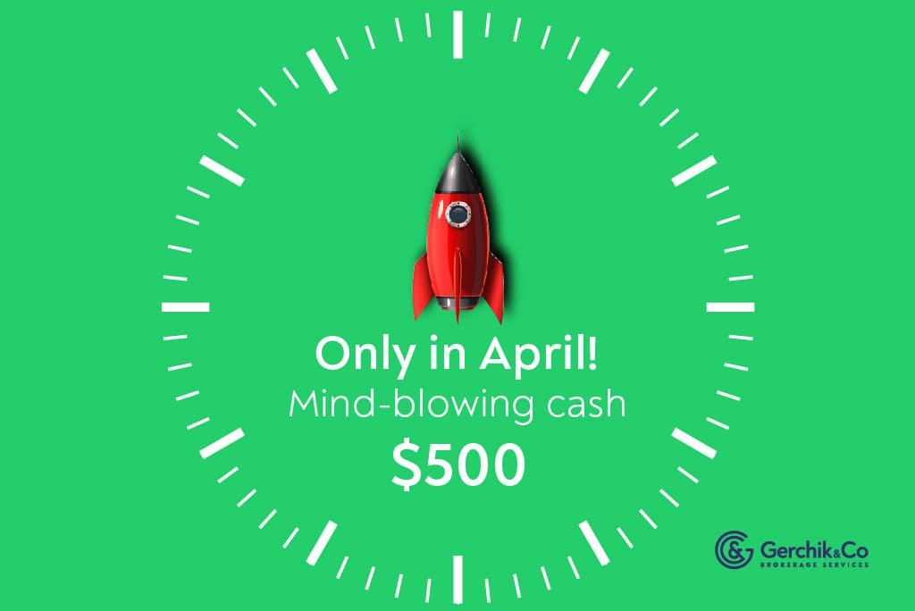 Forex broker Gerchik & Co launched Cosmic Profits special