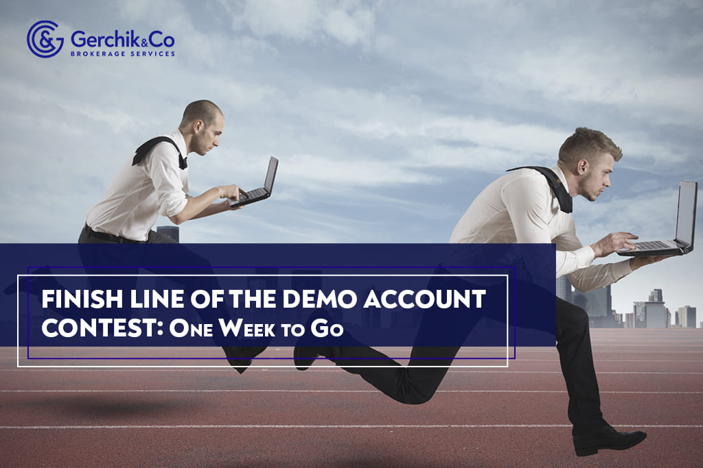 Finish Line of the Demo Account Contest: One Week to Go