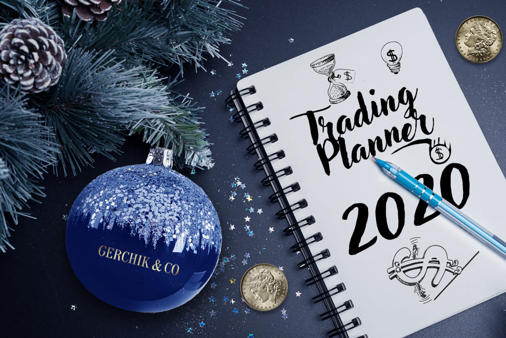 Trading Planner: New Year's Surprise Gift forGerchik& Co Customers