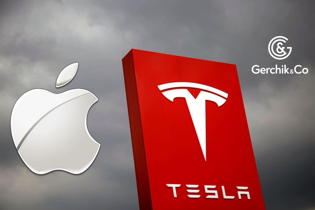 Attention! Stock split of Tesla Inc. and Apple Inc.