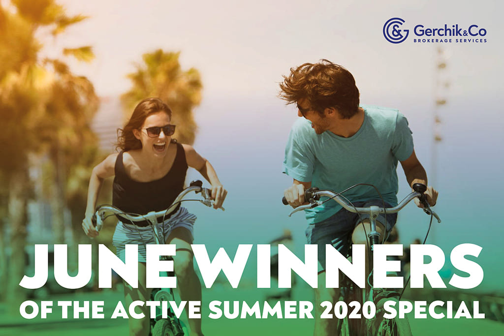 Winners of the Active Summer 2020 Special Announced!