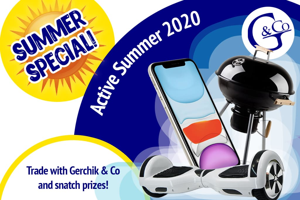 Active Summer 2020 with Gerchik & Co