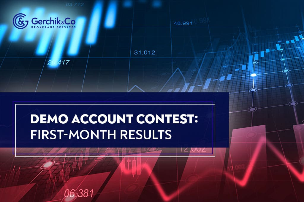 Demo Account Contest: Results of the Month