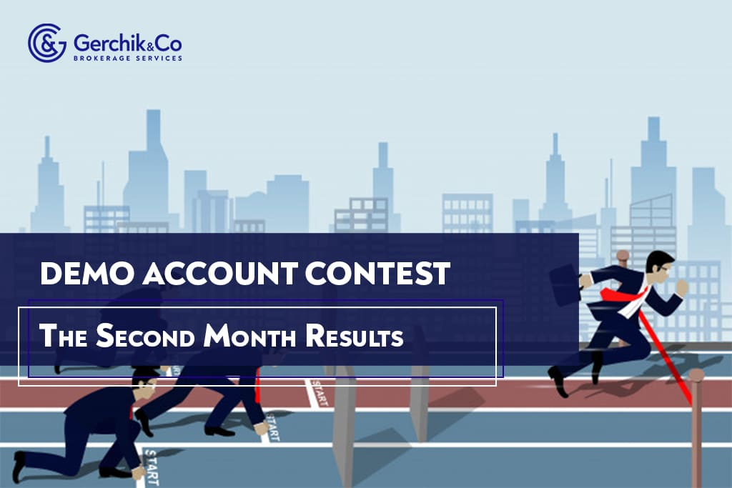 Demo Account Contest: Results of the second month
