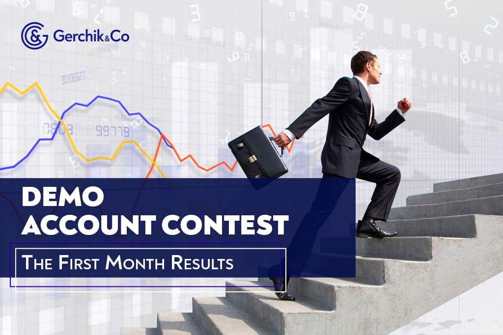 Demo Account Contest: Results of the first month